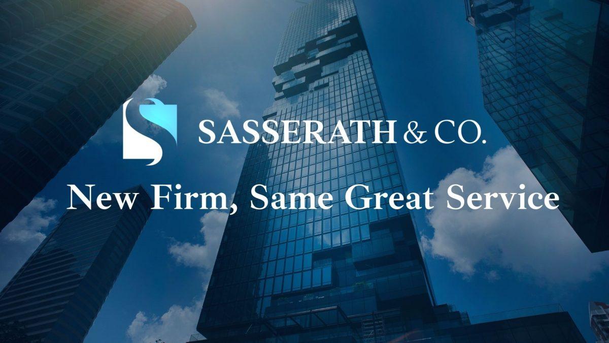 Sasserath Launches Sasserath & Co.
